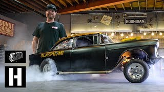 Holley EFI Powers Mike Finnegan's Incredible 'Blasphemi' '55 Chevy to 900+ HP
