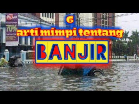 Arti mimpi banjir