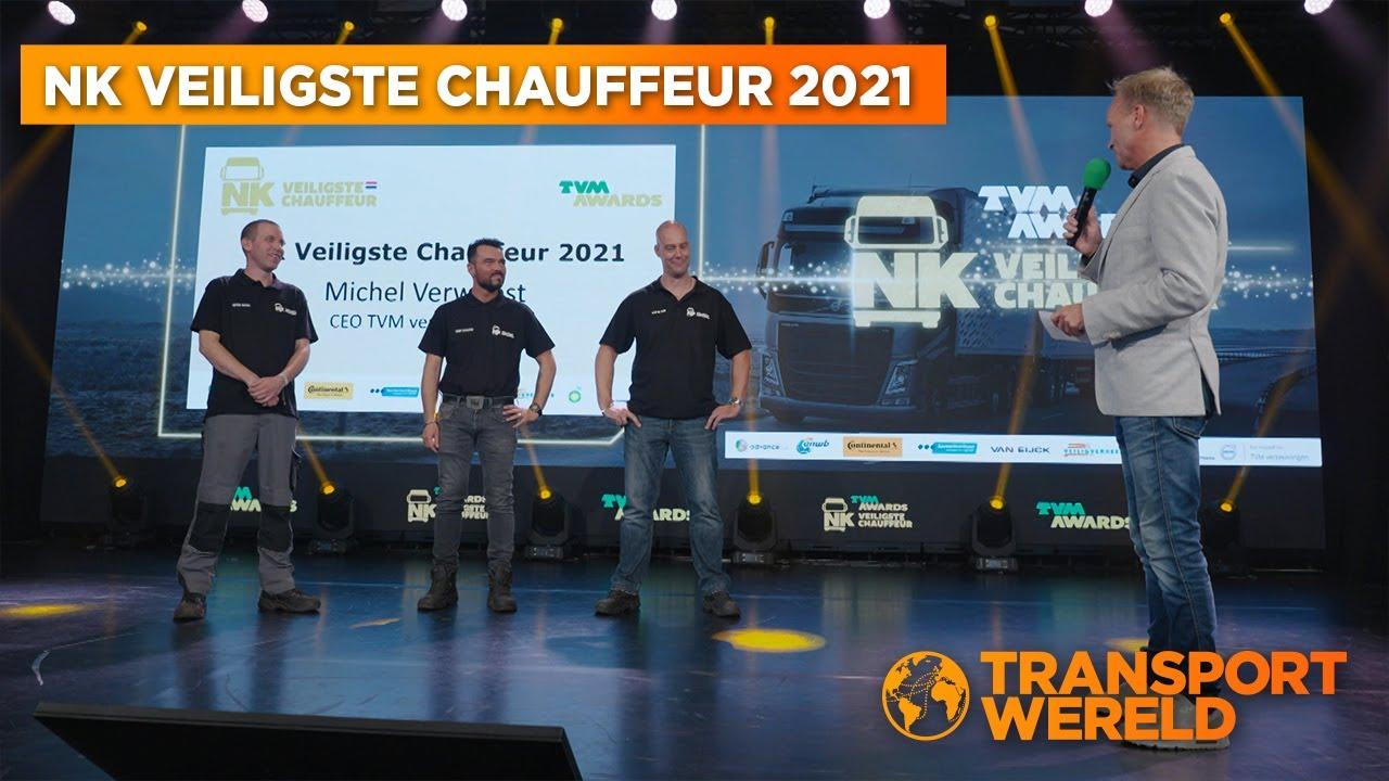 NK Veiligste Chauffeur van Nederland 2021
