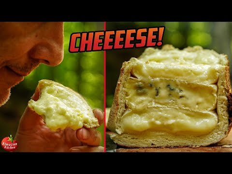 ULTIMATE CHEESE WELLINGTON! – PRIMITIVE METHOD