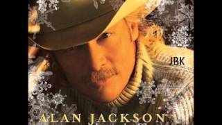 Alan Jackson  - Away In A Manger