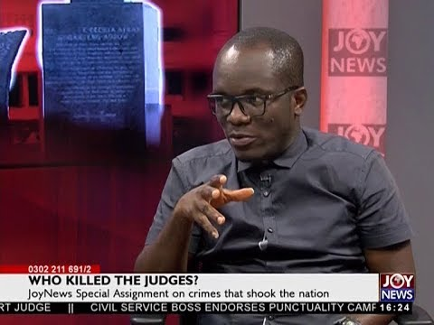 Who Killed the Judges? - The Pulse on JoyNews (5-10-18)