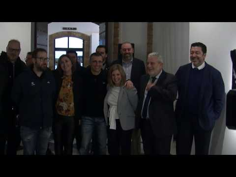 Diputación acoge la exposición 'El Carnaval en la piel', de Canal Sur