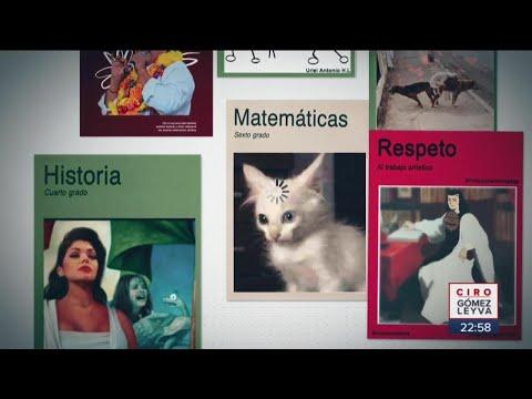Ilustradores se burlan de la SEP. Les pidió cambiar gratis libros de texto   Noticias con Ciro Gómez