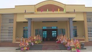 Một số hình ảnh xã Vĩnh Tân đạt chuẩn nông thôn mới