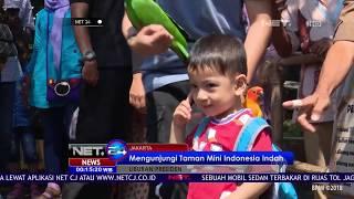 Presiden Jokowi Ajak Cucu Mengunjungi Taman Mini Indonesia Indah - NET24