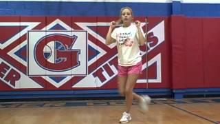 GCHS Floor Cheer