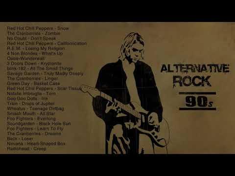 Best Of 90's Alternative Rock - 90's Alternative rock Playlist