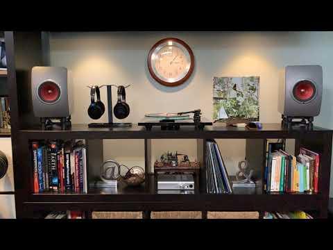 LSiM703 vs  KEF LS50 — Polk Audio