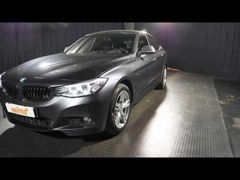 BMW 3-SARJA 328i F34 GranTurismo Turbo xDrive Aut. Business M-Sport, Monikäyttö, Automaatti, Bensiini, Neliveto, FLL-276