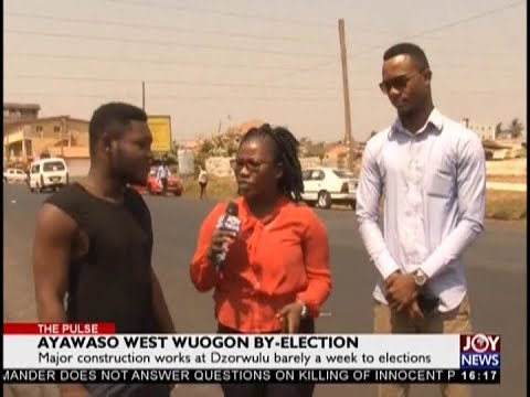 Ayawaso West Wuogon By-Election – The Pulse on JoyNews (22-1-19)