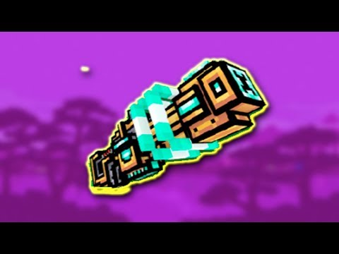 Pixel Gun 3D : SATURN [Gameplay]
