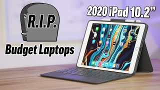 "2020 iPad 10.2"" Review - The Budget Laptop KILLER!"