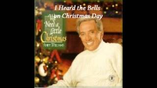Andy Williams - I Heard the Bells on Christmas Day