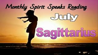 SAGITTARIUS, TiME To SHiNE! 😎 July 2019 Messages From Spirit