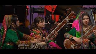 کیهان لندن - دختران افغان در داووس و دختر ایرانی در کابل هنرنمایی میکنند