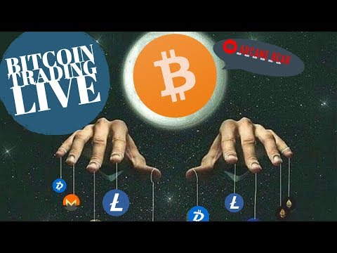 BITCOIN TRADING - Look at LITECOIN & ETHEREUM- Ask Me Anything