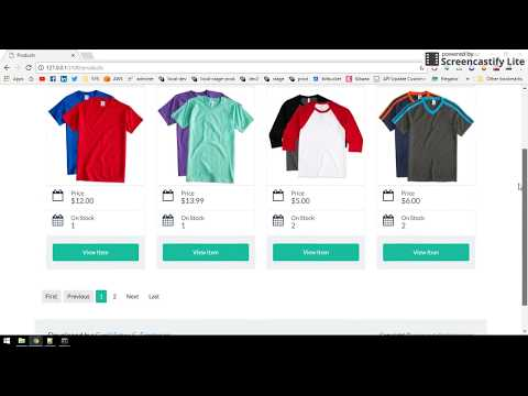 Node.js E-commerce by Carlo Fontanos (Demo)