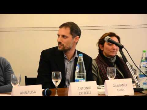 Intervento dott. Giuliano Gaia