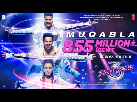 Muqabla - Street Dancer 3D
