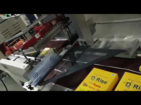 Ql5545 Automatic L Type Sealer  Shrink Tunnel