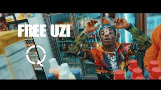 FREE UZI    LILUZIVERT ( Shot By Qasquiat ) [OFFICIAL MUSIC VIDEO]