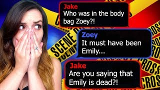 Dumbest Killer Ever!! | GUILTY (Text Story)