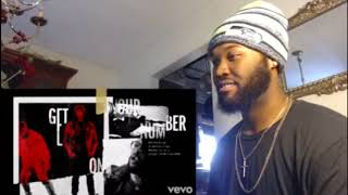 Royce da 5'9 - Caterpillar ft. Eminem, King Green - REACTION