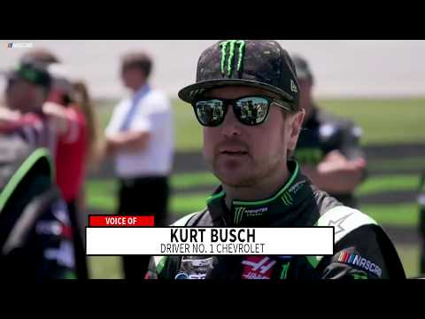 Kurt Busch 'all in' despite uncertainty beyond 2019