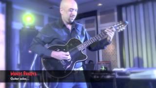 Manoj Pandya Guitar solo... - lambada