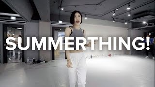 SummerThing! - Afrojack ft. Mike Taylor / Lia Kim Choreography