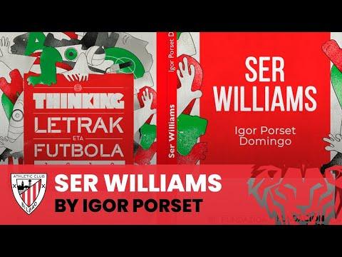 📖 SER WILLIAMS I Book written by Igor Porset, AC Genuine player