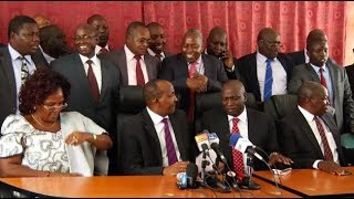 Jubilee MPs are up in arms against President Uhuru's choices