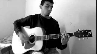 Fluorescent Adolescent - Arctic Monkeys ( Acoustic Cover )