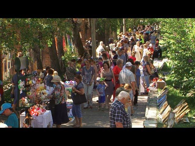 Ангарчане отпраздновали День России