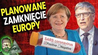 Planowane Zamknięcie Europy – Co Bill Gates i Merkel Szykują na Jesień – Plociuch Przepowiednie PL