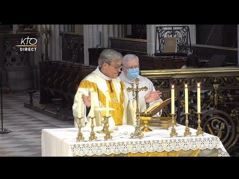 Messe du 29 mai 2021 à Saint-Germain-l'Auxerrois