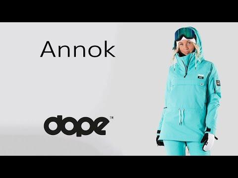 DOPE ANNOK - Snowboardjacke