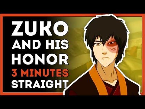 Zuko's Honor for 3 Minutes Straight