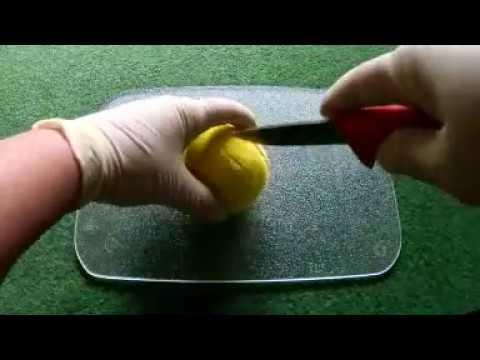 Trocknerball selber machen