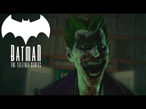 FINALE - Batman Telltale Series - The Enemy Within ep. 16