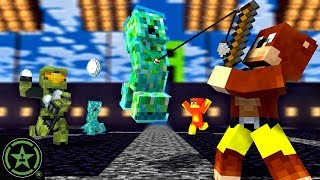 SUPER CREEPER SOCCER   Minecraft | Let's Play