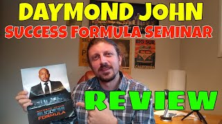 Daymond John Success Formula Seminar Review | Worthwhile or Scam?