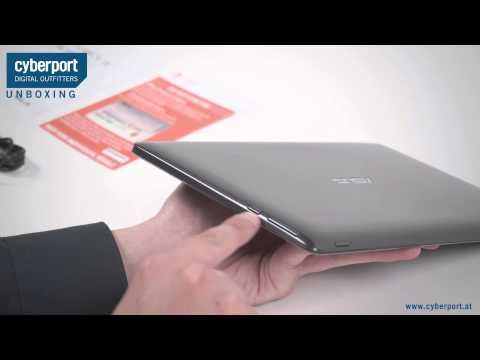 Asus Transformer Book T100TA (Cornelsen Schüler-Notebook) Unboxing I Cyberport