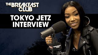 The Breakfast Club - Tokyo Jetz Talks New Album 'Bonafide', Early Freestyles, What Kind Of Man She Wants + More