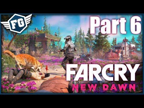 ÚNOS A MAX LEVEL BUDOVY - Far Cry: New Dawn #6