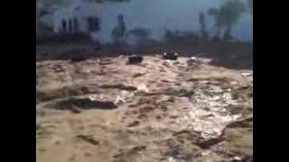 preview picture of video 'oran pollution et catastrophe echologique bouisseville decembre 2013'