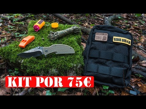 Kit De Supervivencia Por 75€ - ¿Vale La Pena?
