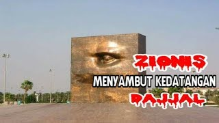 Video Bukti Zionis Menyambut Dajjal