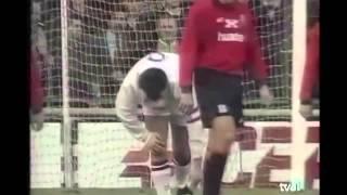 Osasuna 3 - Albacete 1. Temp. 93/94 Jor. 23